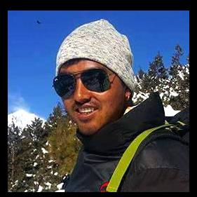 Gyalje Tamang - Happy Nepal Trek