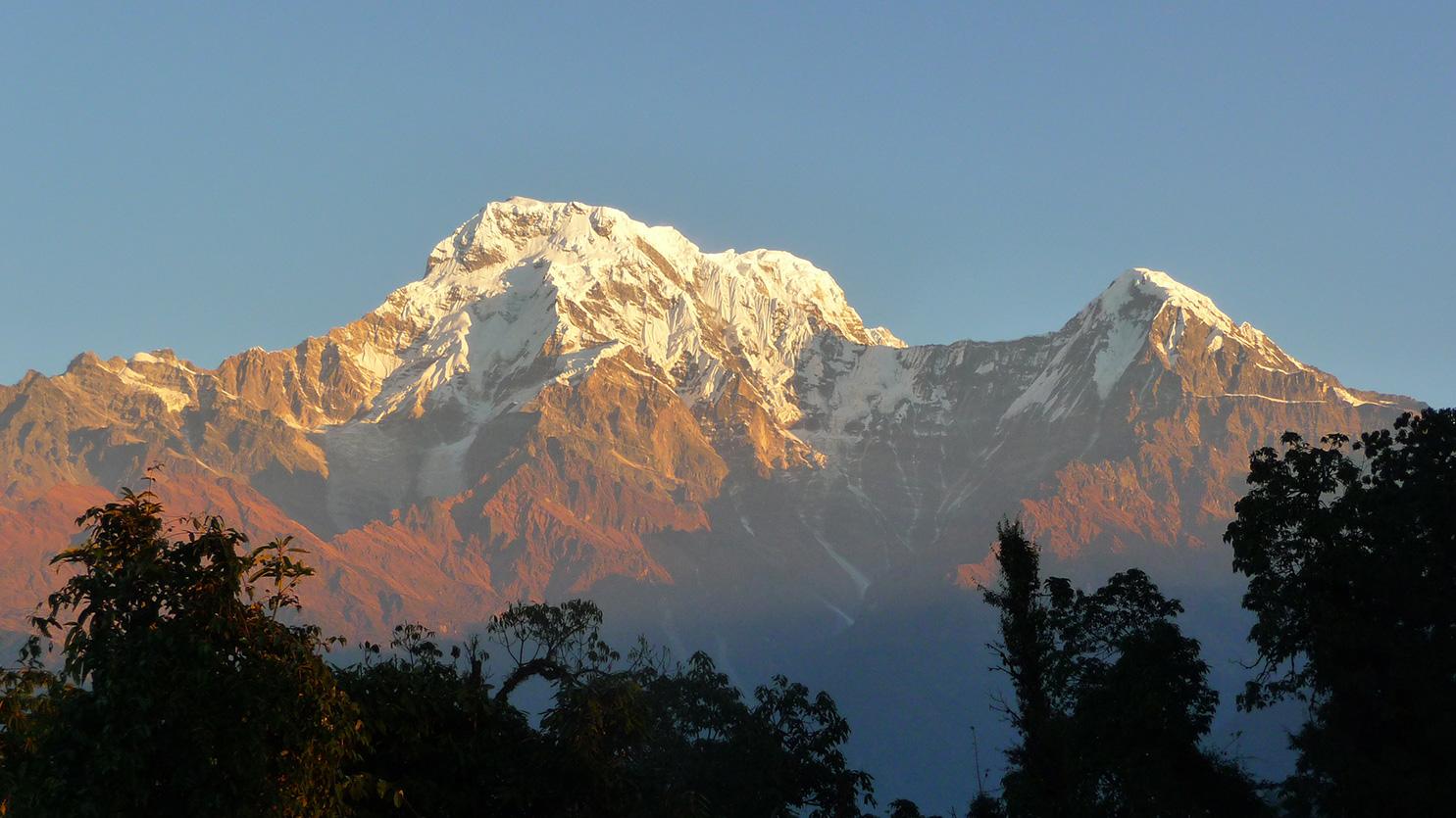 circuit du camp de base Annapurna, poon hill, mardi himal - trekking, trek, randonnée