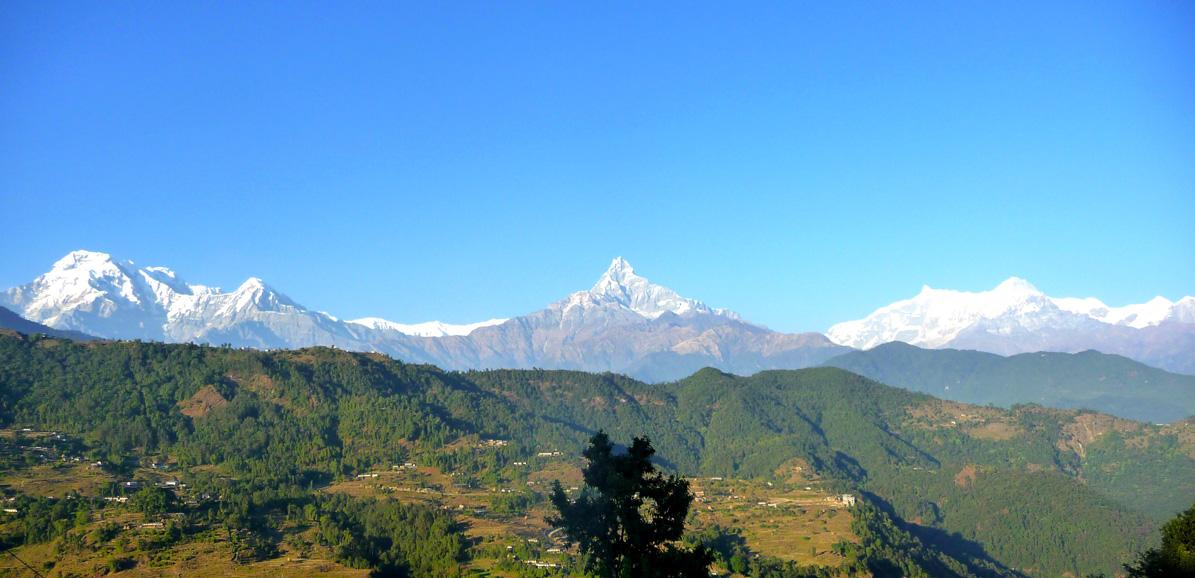 Annapurnas - Trek, trekking personnalisé - voyage, découverte, randonnées