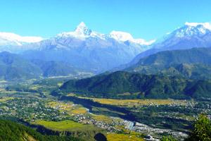 Circuit, trek, randonnée, aventure, Nepal : Balcon des Annapurnas 9 jours