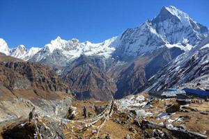 Circuit, trek, randonnée, aventure, Nepal : Camp de base Annapurna 9 jours