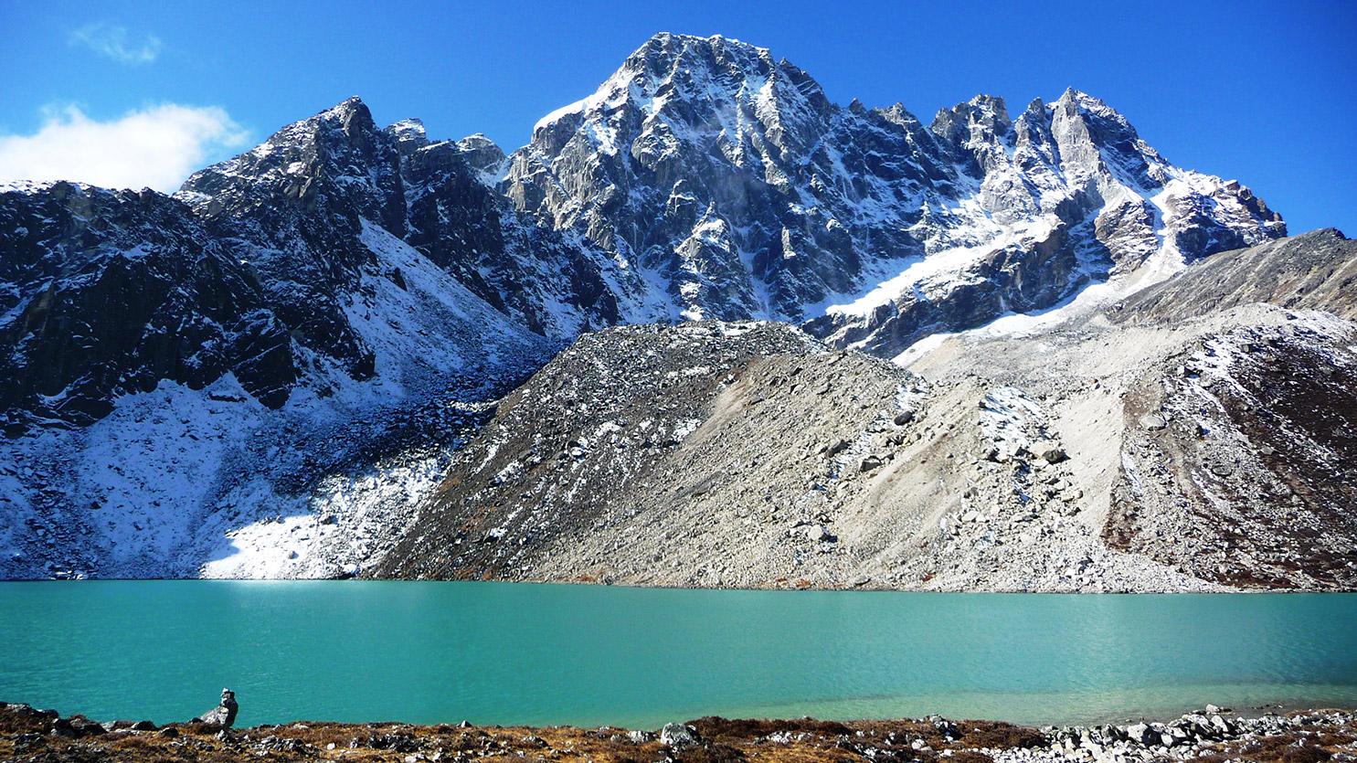 Lac de Gokyo - Népal, découverte, trek, trekking...