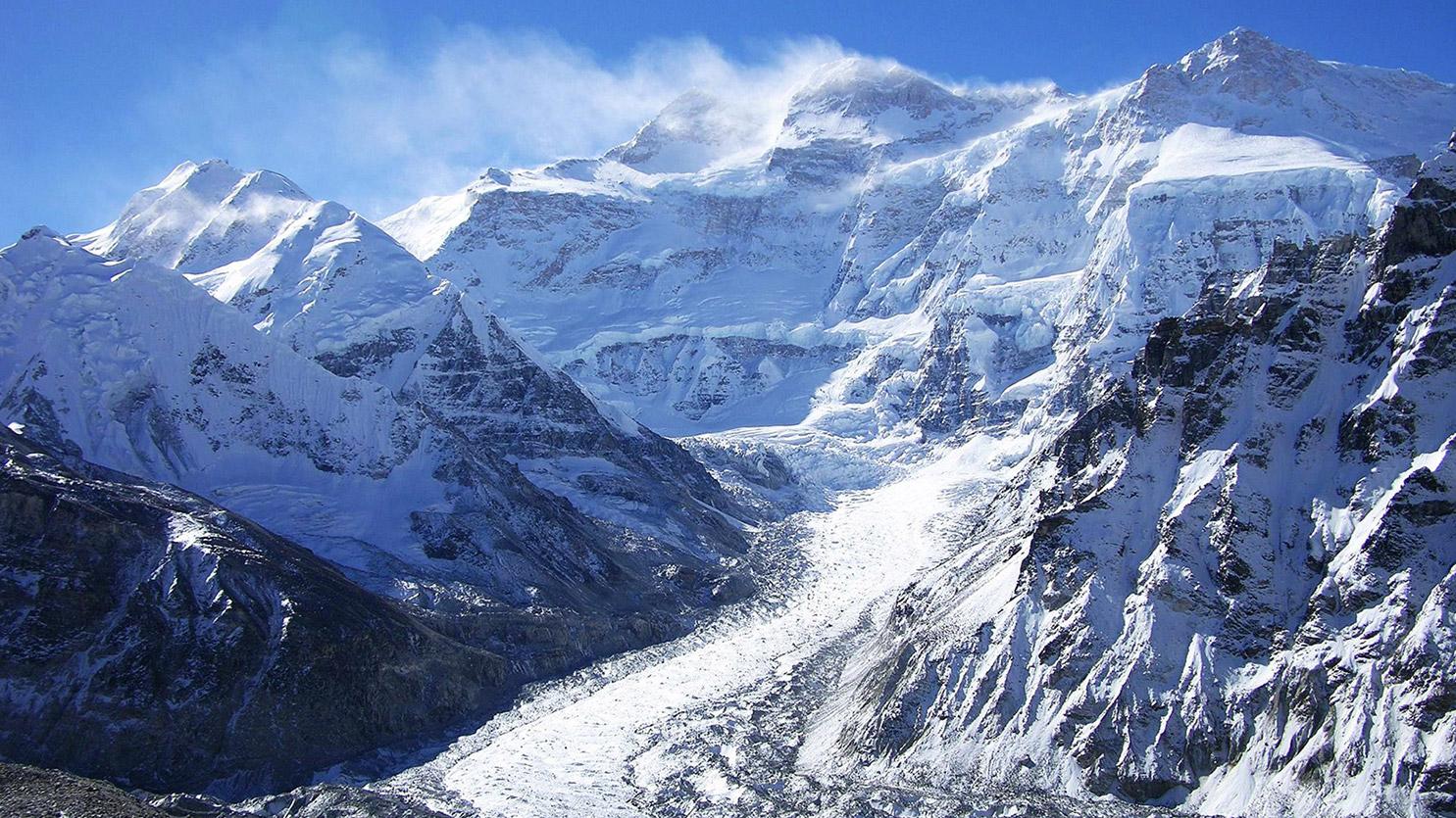 Trek du Kangchenjunga